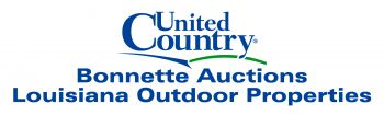 United Country-Bonnette Auctions-Louisiana Outdoor Properties - We are a nationally-positioned real estate and auction company based in Louisiana.  We offer the finest selection of recreational, hunting, fishing, farm, ranch and riverfront properties available.   We have contacts in every state.