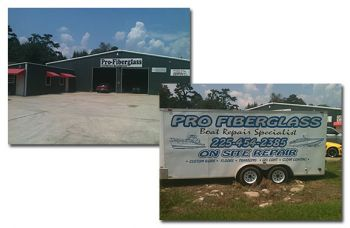 Pro Fiberglass - Pro Fiberglass Boat Repair Specialist for