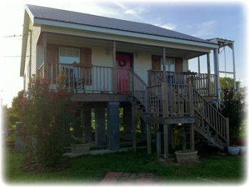 A Cajun Cottage  - A quiet and peaceful place to relax and enjoy nature. If you like the outdoors, Chauvin and the areas near the bayou offer many hunting and fishing opportunities. If you want to tour the area, there are swamp tours, plantation homes, restaurants, etc.