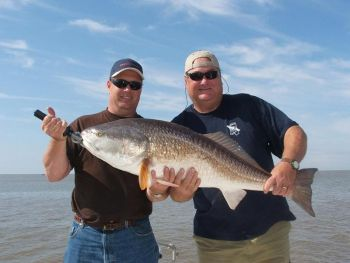 Delta Dawn Guide Service - Come fish the Mississippi River Delta south of Venice with friendly knowledgeable guides for speckled trout, red fish and flounder.