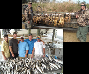 Capt. Gene Dugas' Rather Be Fishing - Hunting Adventures  - CAPT. GENE DUGAS