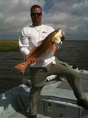 Lagniappe Fishing Charters - No mercy on the Red Fish!!!Lagniappe means
