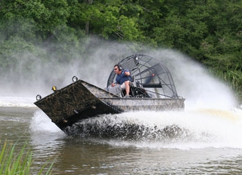 Mark's Airboats - Since 1986 Mark's Airboats has been building custom airboats for both commerical and recreational customers.
