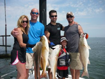 Southern Delta Charter's - Southern Delta Charters is an inshore charter fishing service out of Venice LA.