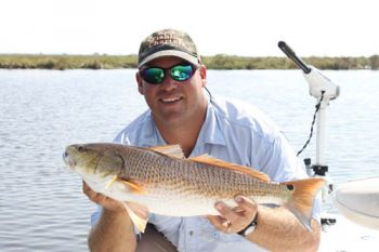 Kris Fishing Charters - Kris' Fishing Charters in Lafitte, LA specializes in inshore charters for Redfish, Bull Reds, Speckled Trout, Corporate Trips, Bachelor Parties and more, located just 30 minutes from New Orleans, LA.