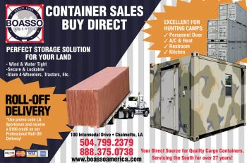 Boasso America Corporation - Secure steel and aluminum containers that are built to your specifications.