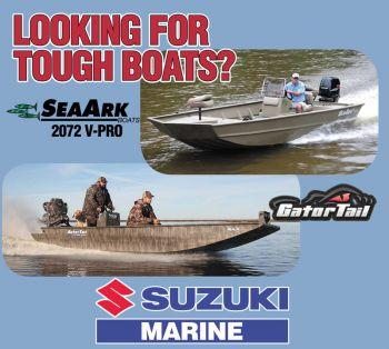 Terrebonne Marine - Your SeaArk, Gatortail and Suzuki Marine Dealer for Houma, Louisiana