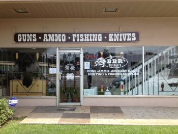 BBR Outdoors - BBR Outdoors is Georgetown's Hunting and Fishing Headquarters. Full selection of guns, ammo, reloading supplies, rods, reels, knives, clothing and more.