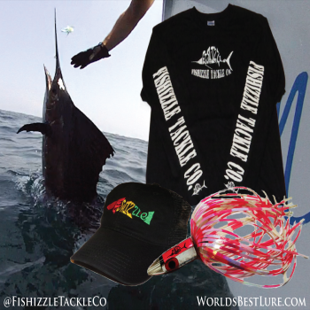 Fishizzle Tackle Co. - At Fishizzle Tackle Co., we are makers of Tournament Proven Premium Tackle! For offshore we offer ballyhoo trolling lures and skirts, live bait rigs and skirts, jigs, and apparel for Tuna, Mahi, Wahoo, King Mackerel, and Sailfish. For inshore we offer tro