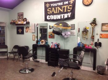 Hair Dat & More - Your family barbershop, beauty parlor, and hair salon all in one convenient location. Bring the whole family to our friendly and attentive staff for a relaxing shave and haircut or complete hairstyle.  Children's cuts $12.00 and Adults starting at $14.00