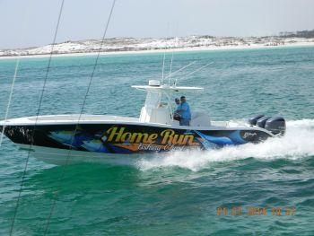 Home Run Fishing Charters and Lodge - Venice Louisiana inshore and offshore fishing charters and inclusive luxury lodging.