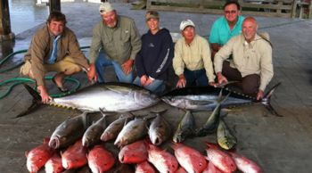 Cajun Made Charters - For The Fishing Adventure Of Your Life...