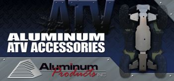 Aluminum Products, Inc. - Louisiana Company that manufacturers ATV and UTV Aluminum Protection Armor, Skids and Guards.