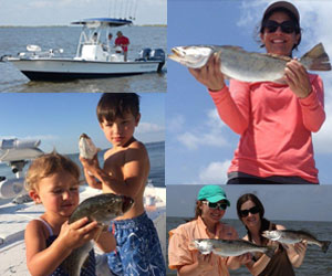 H&M Fishing Charters - For the BEST Inland or Offshore Fishing Experience on Grand Isle...