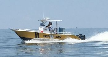 Sea Tow Westbank - Nationwide coverage You're covered no matter where you boat.  504-433-4869