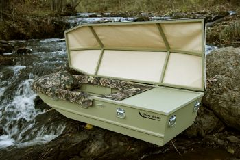 Glory Boats, Inc. - Manufacturer of boat caskets