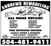 Andrews Remodeling
