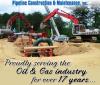 Pipeline Construction & Maintenance