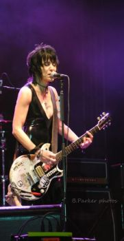 Barry Parker Beard: Joan Jett