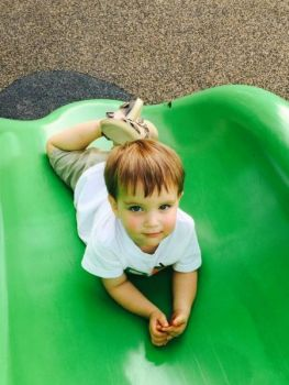NATALIE MATHERNE Beard: CHILLIN\'  AT THE PLAYGROUND