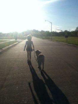 MacyOertling Beard: Sunday Walk with Sissi