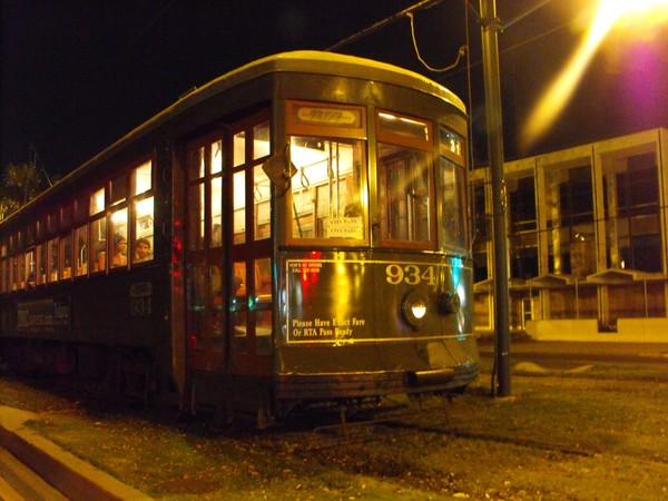 New Orleans street car - Barry Parker