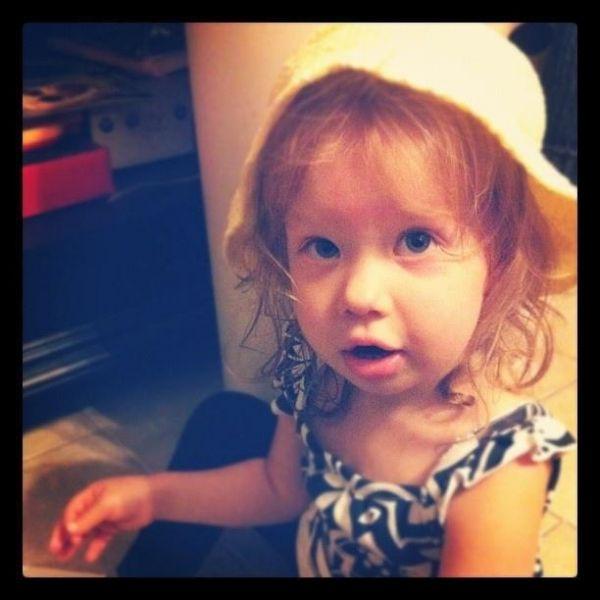 My cute hat!!!-ChantelleNalls