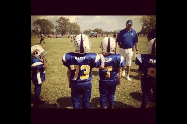 Once a teammate, always a teammate -DaniHardy