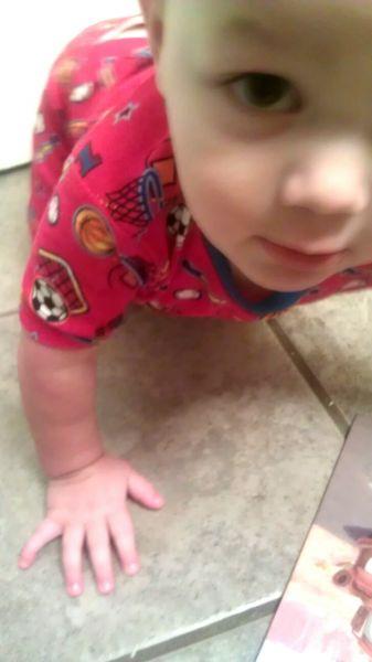 Brown Eyed Baby -SamanthaAnderson