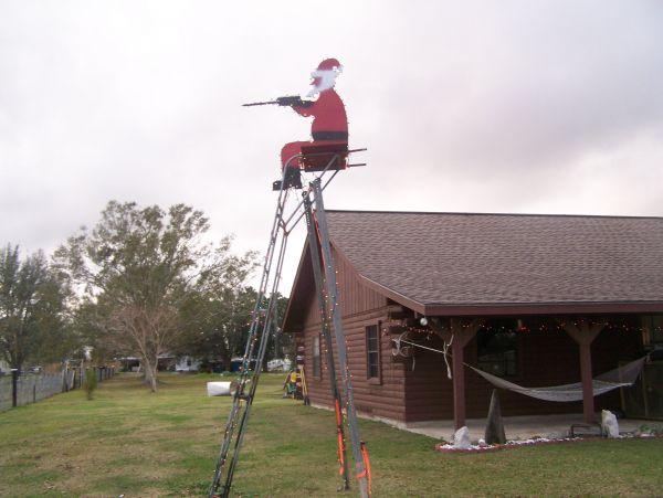 sniper santa-WayneLeBlanc