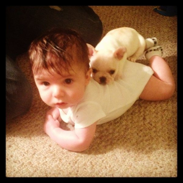 Babies Best Friend. - Kelly Gomez
