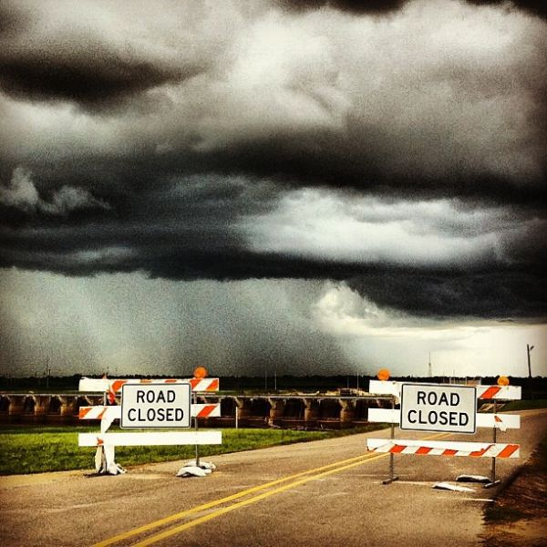 Road Closed: Storm Ahead - Neema Murimi
