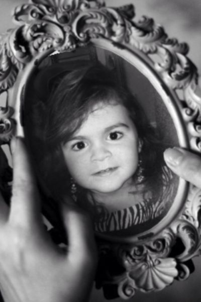 Mirror mirror on the wall.  -  Brittany Watson