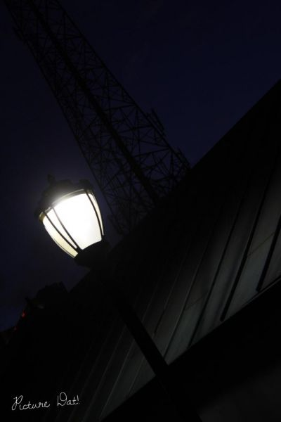 Another street light in New Orleans-Brittany Watson