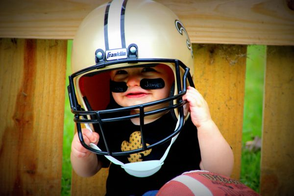 Who Dat in Training