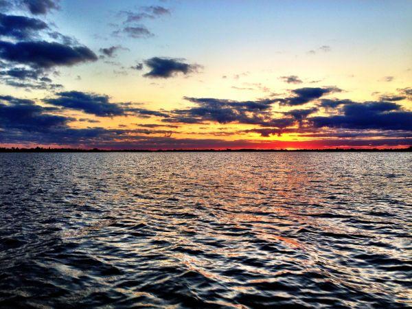 Bayou Gauche Sunset