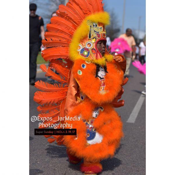 Lil Injun on St Joseph\'s Day-JarvisLewis
