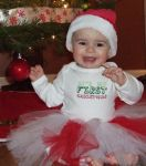 LindseyAlbarado Beard: DECEMBER WINNER: McKinney's 1st Christmas