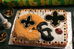 Rosalie Gassen Beard: Saints Birthday Cake