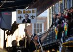 Mike Peters Beard: Who Dat Celebration in the French Quarter