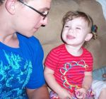 AmandaNicholas Beard: Mya & Daddy