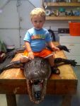 nannah guin Beard: future alligator man: like papaw kenny