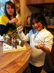 Renee Gunn Beard: Sophia's First Gingerbread House