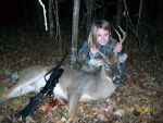 Emily Denicola Beard: Emily's First Deer