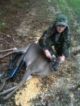BLAKE LANDRY Beard: BLAKE'S FIRST BUCK