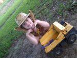 Steffany Garbo Beard: Trucks R made for Girls