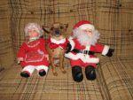 CherylBerthelot Beard: Santa Paws!