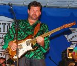 Mike Peters Beard: Tab Benoit plays da blues!