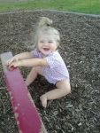 Amya-Mae'Hale Beard: Day at the Park!