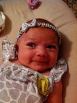 KarmenPetit Beard: Kaylen giving mommy a smile!